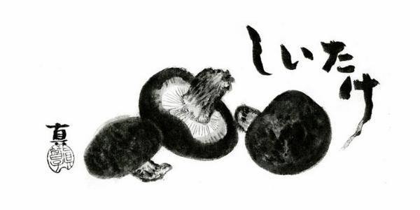 椎茸(しいたけ)